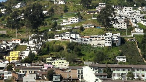 El Panecillo, Quito Stock Video Footage