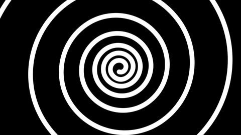 spiral hypnotize Animation