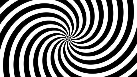 twist hypnotize Stock Video Footage