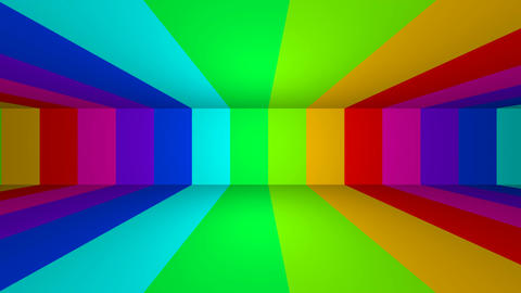 color strips Stock Video Footage