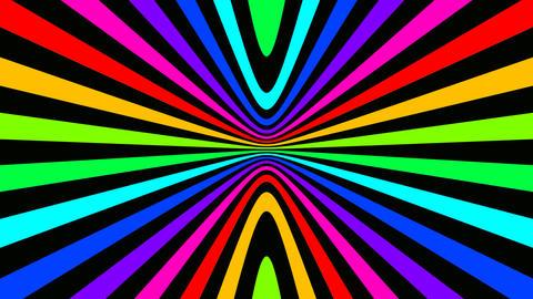 bind rainbow Stock Video Footage