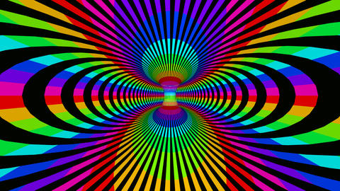 colorfull stripes Animation