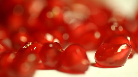Pomegranate Seeds Footage