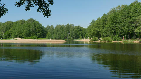 Karelian Isthmus summer Live Action