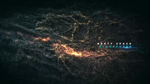 PhotoRealistic Galaxy After Effects Template