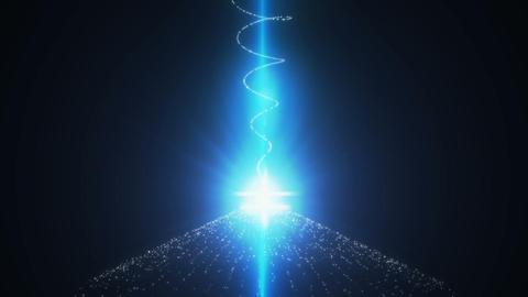 Light column Animation