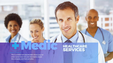 Medical Opener After Effects Template
