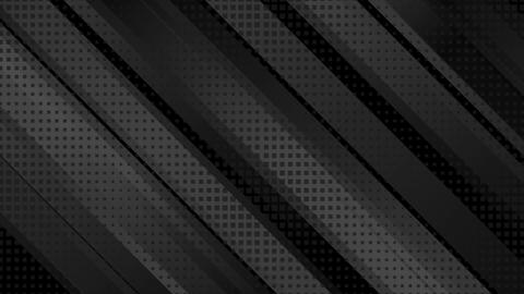Black tech abstract minimal motion background Animation