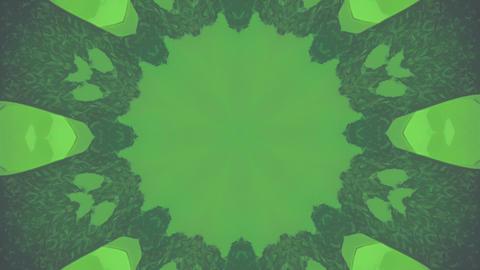 Kaleidoscope, fancy dynamic elegant shimmering background Footage