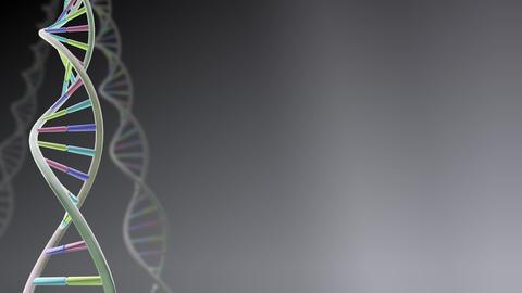DNA Strand Genome image 3 A2 A2 4k Animation