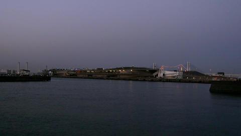 神奈川県 横浜市 みなとみらい 大さん橋 ビデオ