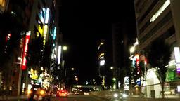 The scenery of Tokyo. Near Shibuya Meiji-dori./明治通り渋谷付近。 Footage