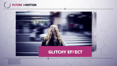 Future IN Motion After Effects Template