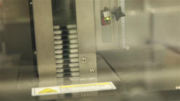 pills tablets packing machine Footage