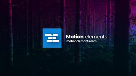 Simple Search Logo Premiere Pro Template