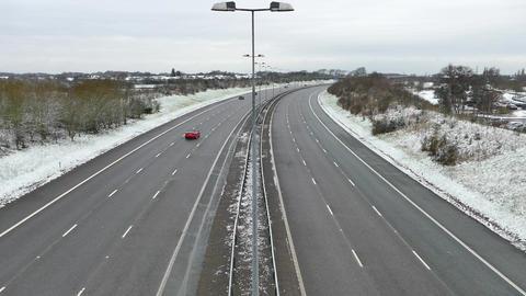 Motorway Footage