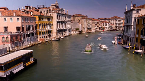 The Streets of Venice Footage