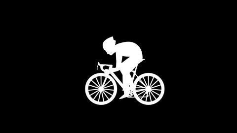 Road Bike Animation Animation