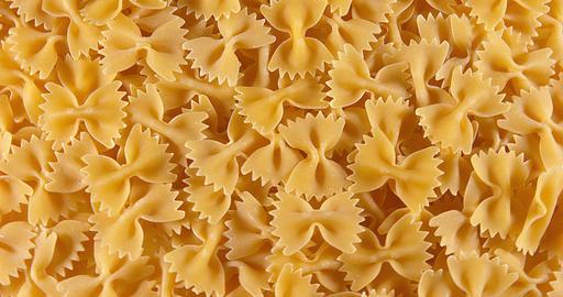 Pasta turning, Slow Motion 4K Live Action