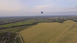 Baloon 4k 105 Footage