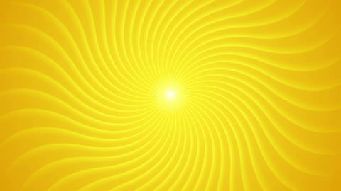 Bright sun beams video animation Animation