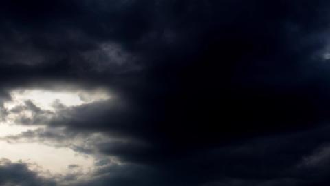 Dark Clouds Footage