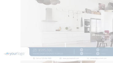 Real-Estate Multi Properties 1min Slideshow 7 - After Effects Template After Effects Template