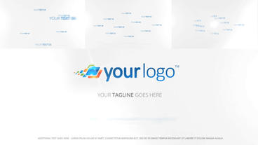 Typography Logo Reveal - After Effects Template After Effects Template