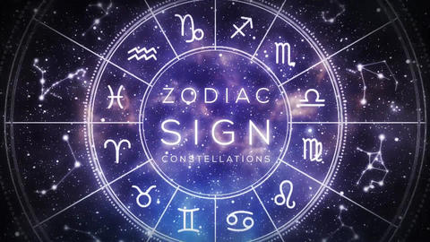 Zodiac Constellation Pack After Effects Template
