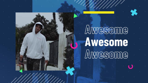 Awesome Opener After Effects Template