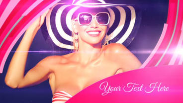 Fashion Strip After Effects Project