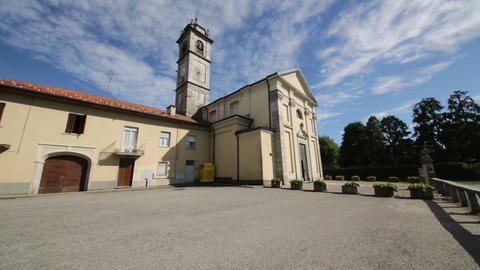 In italy ancient religion building 0 0113 Footage
