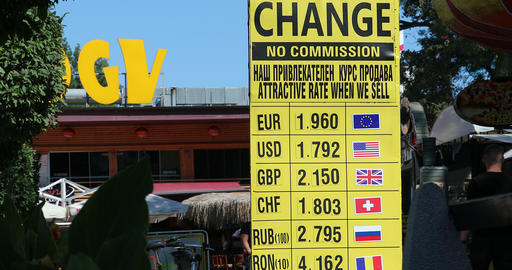 Foreign Currency Exchange Rates Live Action