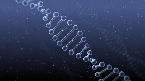 DNA Strand Genome image 4 B2e 4k Animation