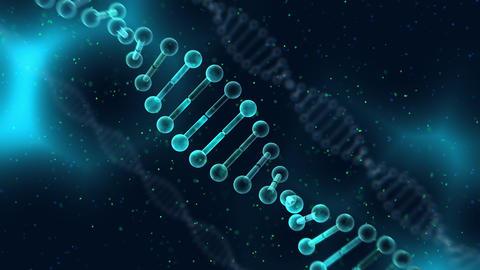 DNA Strand Genome image 4 B2i 4k Animation