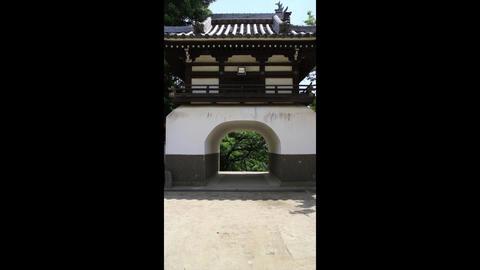Nozaki Temple Footage
