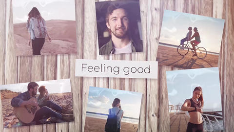 Felling Good Premiere Pro Template