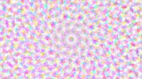 kaleidoscope background. Beautiful graphic texture, symmetry. Fractal ornaments 3D rendering Animation