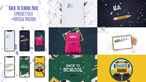 Back to School Pack - 1