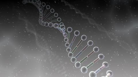DNA Strand Genome image 4 B4d 4k Animation