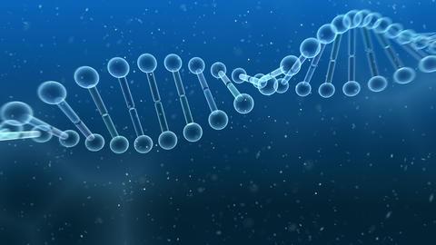 DNA Strand Genome image 4 B5b 4k Animation