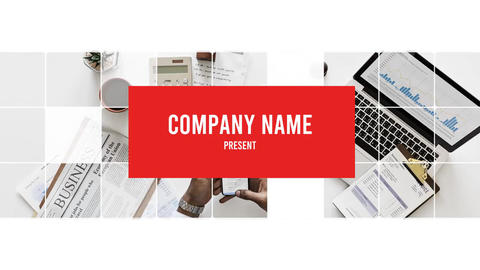 Corporate Opener Logo - Business Presentation After Effects Template