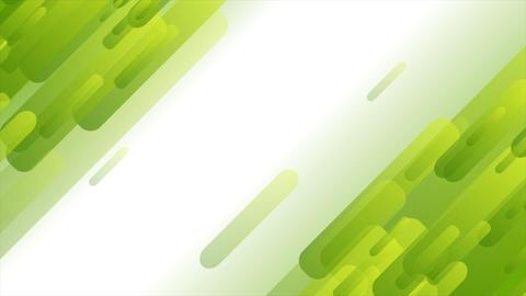 Light green abstract tech geometric motion design Animation