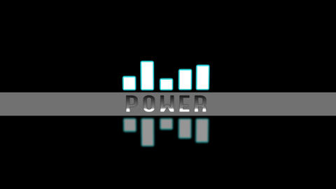 Power spectre simple animation Animation