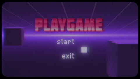 Slot Machine Game Exit Animation