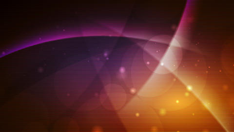 Bright shiny abstract sparkling waves video animation Animation