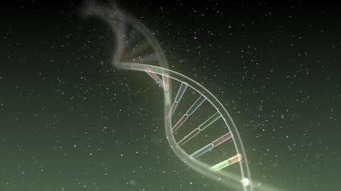 DNA Strand Genome image 5 A4d 4k Videos animados