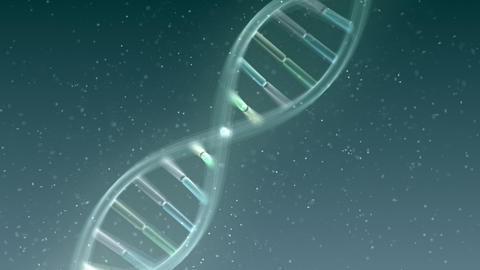 DNA Strand Genome image 5 A2a 4k Animation