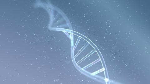DNA Strand Genome image 5 A4c 4k Animation
