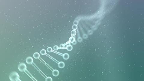 DNA Strand Genome image 5 B4e 4k Animation